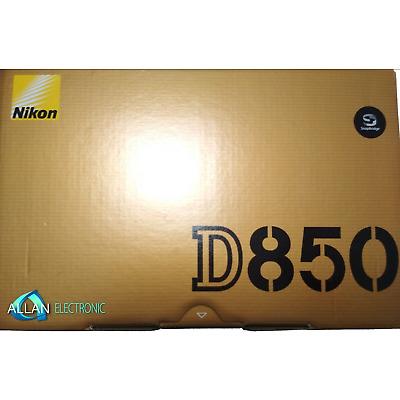 Nuevo Nikon D850 DSLR Camera - Body Only