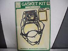 Dichtungssatz Gasketset Honda CR125R Elsinore BJ.80 Neu New