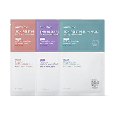 [innisfree] Skin-reset peeling mask / Korean Cosmetics