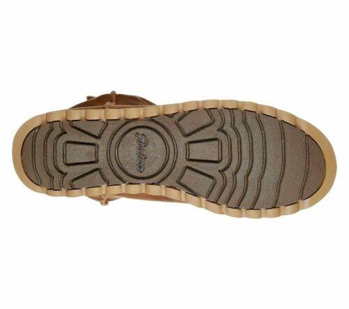 Skechers Keepsakes 2.0 Upland bandolero's Recuerdos Botas de piel sintética Brown