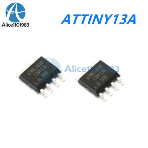 10PCS NEW ATMEL SOP-8 ATTINY13A-SU TINY13A-SU SMD IC