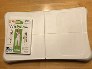 GENUINE-NINTENDO-WII-FIT-PLUS-BALANCE-BOARD-AND-GAME-TESTED-WORKING-RVL-021