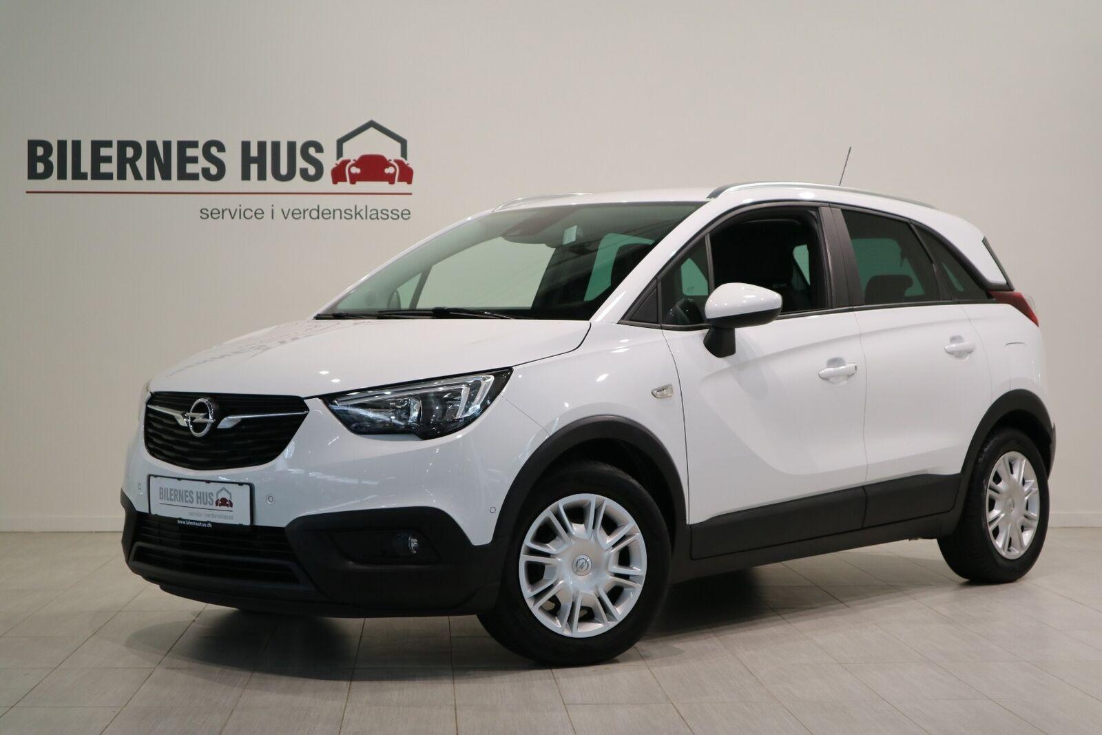 Opel Crossland X Billede 3