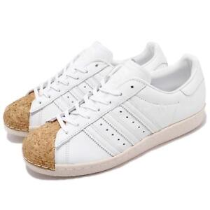 01a2ad30aa adidas Originals Superstar 80s Cork W Off White Women Casual Shoe ...