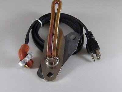 Engine heater kit for CASE-INTERNATIONAL  5230 5240 w//Cummins 6BT5.9 Eng.