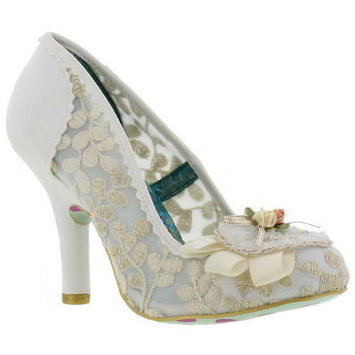 Irregular Choice Glinda LINEA DONNA DÉCOLLETÉ MATRIMONIO TG