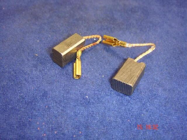 RYOBI CARBON BRUSHES BENCH CUTTER CJS150 6X8X13.2  GRINDER G600 G6001A G1005 D37