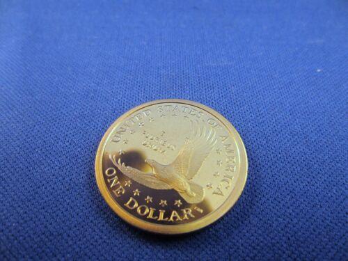 2006-S Native American Clad Dollars Sacagawea  Deep Cameo Mirror PROOF