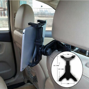 Image Is Loading Universal 360 Rotating Car Back Seat Headrest Stand