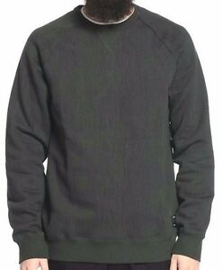Nike ICON WOODGRAIN CREWNECK Deep Green Pullover Discounted Men/'s Sweatshirt