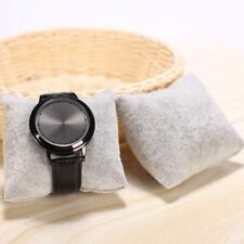 Velvet Cotton Bracelet Bangle Watch Pillow Display Holder Jewelry Storage Stcampv6