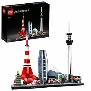21051-LEGO-Architecture-Tokyo-Skyline-Souvenir-Collector-Set-547-pieces-16-Ans