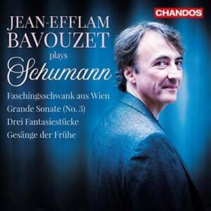 Jean-Efflam Bavouzet - Schumann: Bavouzet Plays [Jean-Efflam [CD]