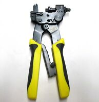 Klein Tools Vdv211-007 Vertical Multi-connector Compression Crimper Made In Usa