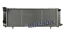 Replacement Radiator for 1991-2001 Jeep Cherokee/Wagoneer 4.0L L6 AT MT New
