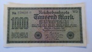 German-Banknote-Tausend-Mark-Na-688609-1922-WD-65985