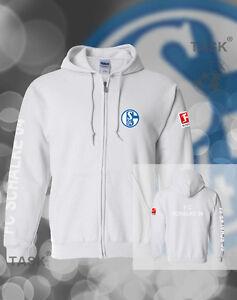 Schalke 04 damen jacke
