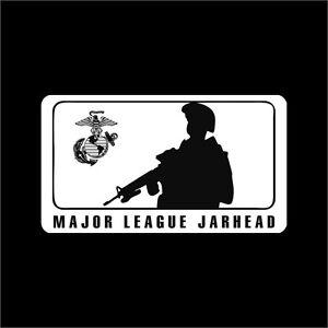 U.S Marines 1st Recon BN Wall Window Vinyl Decal Sticker Military