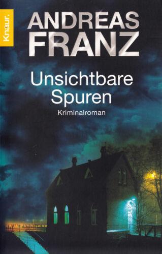 1 von 1 - kn- FRANZ : UNSICHTBARE SPUREN     63507 b