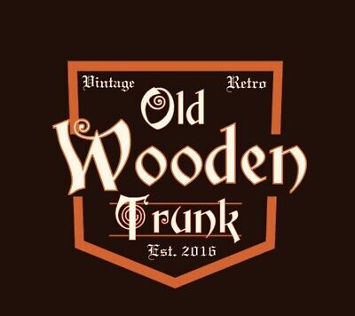 The Old Wooden Trunk