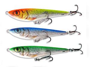 Taps ukleja slipper 7cm 9cm sinking u7f u9f lure for for Bass fish slippers