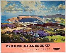 Teesdale 469 Vintage Railway Art
