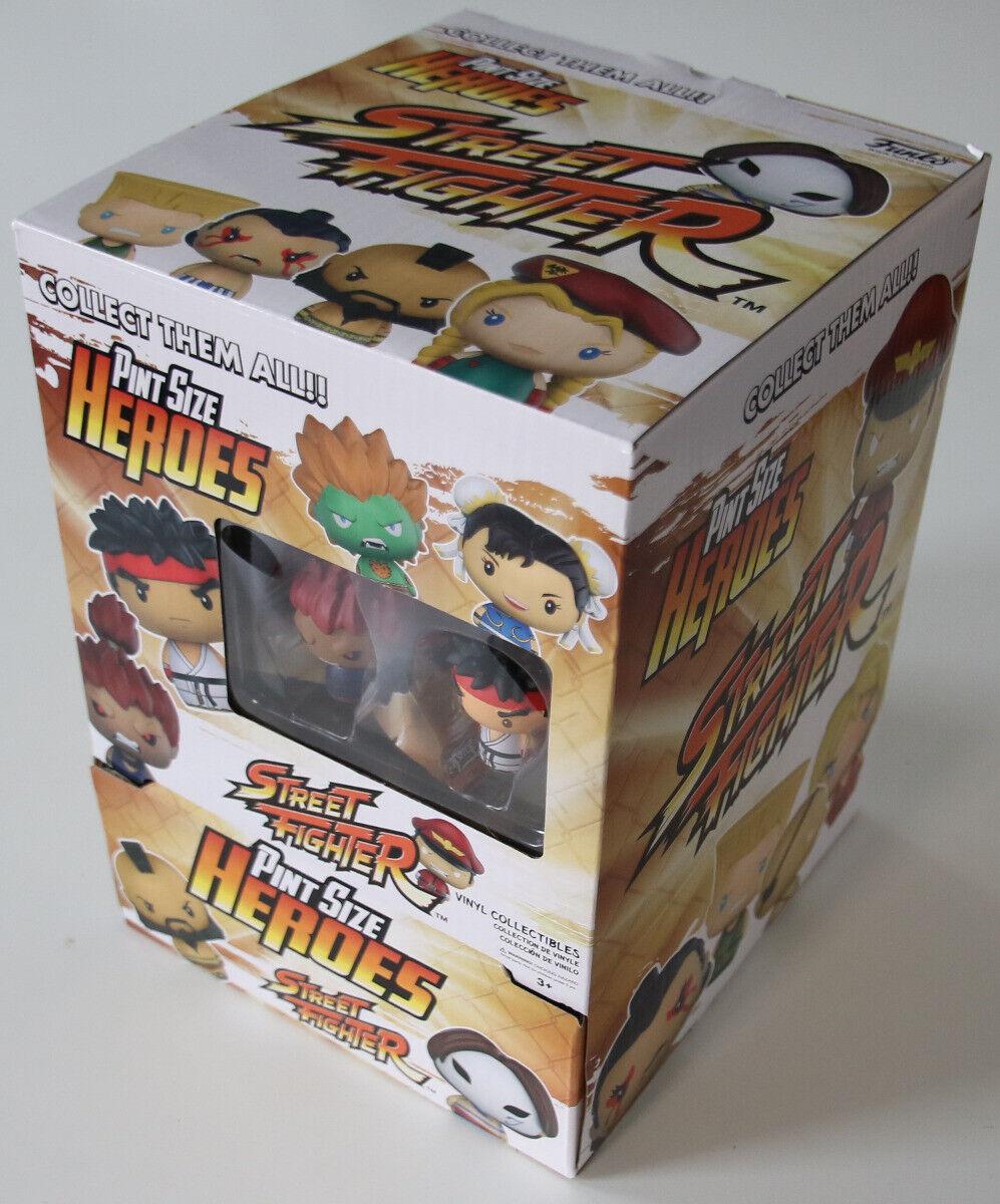 Diverdeimentoko Pint Dimensione Heroes Street combatiente - 24 Blinded borsa  completare scatola  centro commerciale online integrato professionale