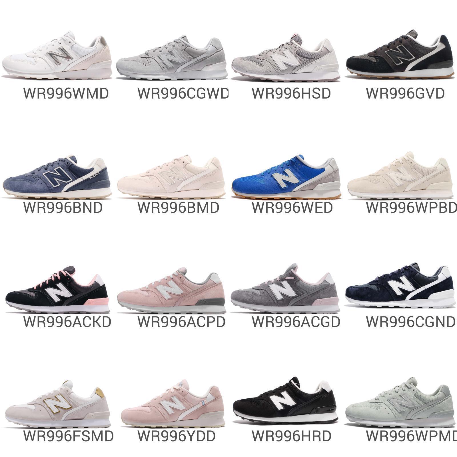 New Balance WR996 D Wide 996 femmes Running chaussures baskets Lifestyle Pick 1