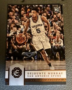 2016-2017-Dejounte-Murray-Panini-Excalibur-Rookie-Card-RC-159