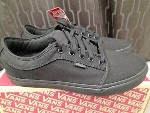 Vans chukka low Mens New In Box Size 12