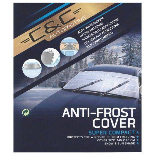 Frost Sonnen Schutz Folie Windschutzscheibe