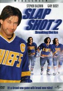 Slap-Shot-2-Breaking-the-Ice-DVD-2001-Widescreen-NEW