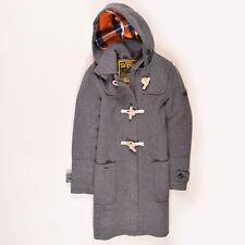 Superdry Jacke Damen Mantel Gr. XL grau #d4dc3c0 | eBay