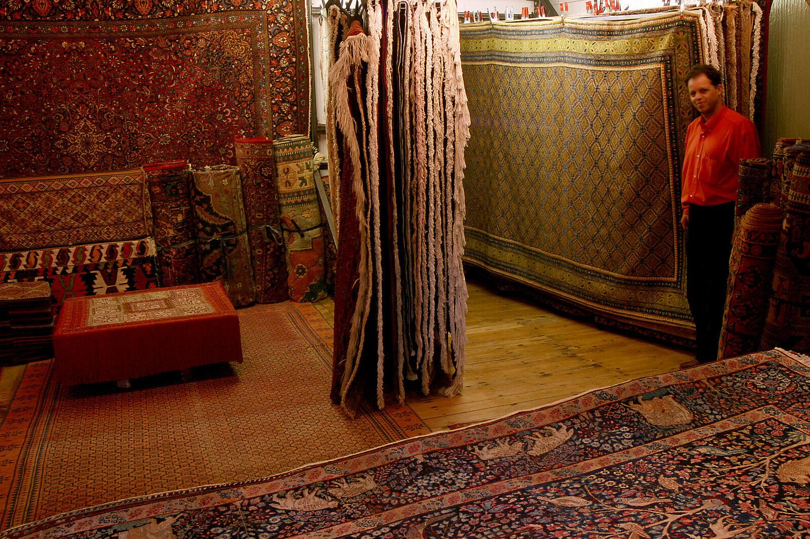 Teke Caucasian Hand made rug  140x80cm 4.7x2.8 4.7x2.8 4.7x2.8 a31f82