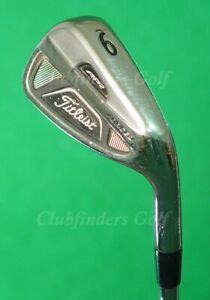 Titleist AP2 712 Forged Single 9 Iron True Temper Dynamic Gold S300 Steel Stiff
