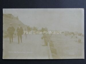 East-Riding-of-Yorkshire-HORNSEA-North-End-Promenade-c1912-RP-by-Simpson-Local