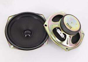 2pcs-4-5-034-inch-8ohm-8-12W-Full-range-speaker-Multimedia-Loudspeaker-Audio-Parts