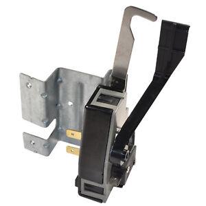 HQRP Lave-Linge Couvercle Serrure Interrupteur Pour Kenmore 131595100 AP2108159