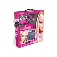 Barbie Bbhl11 Barbie Glam Hair Extensions Set With Case And Accessories -