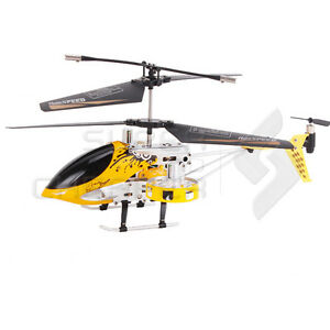 RC-Micro-4-CH-Avatar-Gyro-Metal-Frame-Helicopter