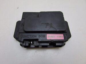 Kawasaki ZX6R F Model Ninja F1 F2 F3 95 - 97 Main Fuse Box 26021 1090  260211090 | eBayeBay