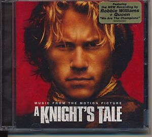A Knight S Tale Robbie Williams Queen Soundtrack Cd Ebay