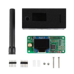 UHF-VHF-MMDVM-hotspot-OLED-Antenna-Case-Support-P25-DMR-YSF-for-Raspberry-pi