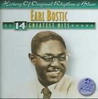 14 Greatest Hits 792014013021 by Earl Bostic CD