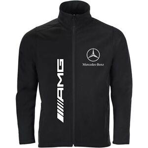 MERCEDES-BENZ-AMG-2-veste-softshell-Homme-JACKET-F1-petronas-DTM-2019