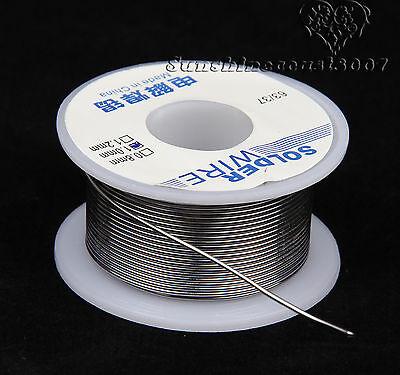 100g 1mm Rosin Core Weldring 63/37 Tin Lead Industrial Soldering Solder Wire