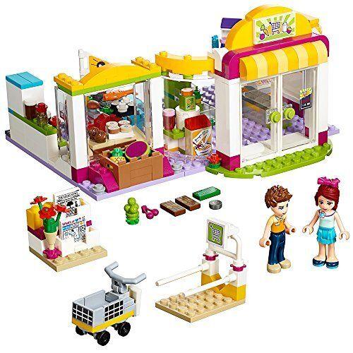 LEGO Friends Heartlake Supermarket 41118 Jouet pour 9 ans