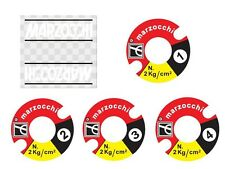 Kit Restauration Stickers Amortisseurs Marzocchi AG Strada Ducati Bevel