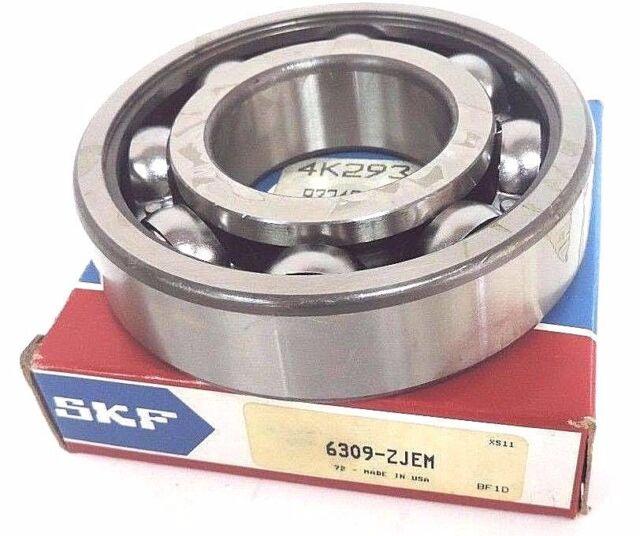 SKF 6309-ZJEM New in Box 6309ZJEM Ball  Bearing