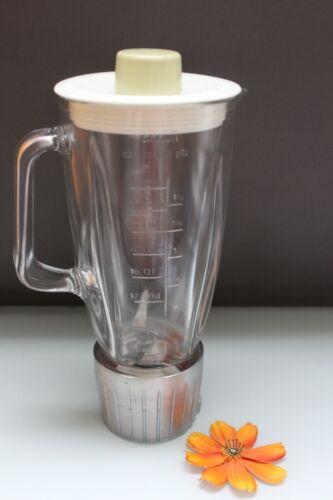 Mixer Glas MX 32 Braun Glasmixer KM 32 KM 31 KM 3 Küchenmaschine Aufsatz TOP  nZ15l